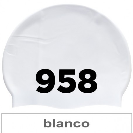 Numbers Absolute silicona