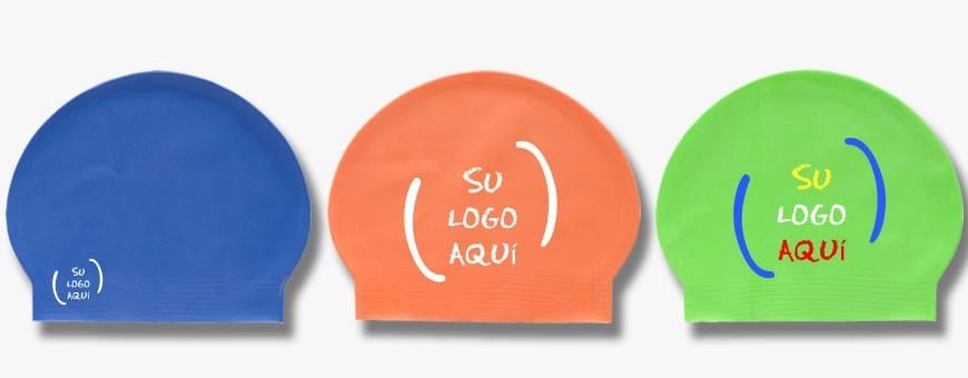 Gorros de natación personalizados de Latex